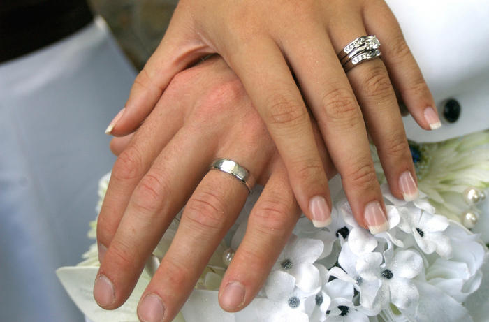Wedding Rings Pictures Ring Left Hand